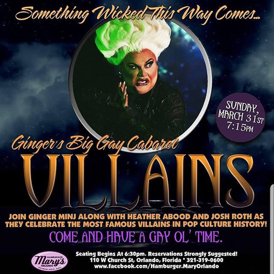 I am back with my Momma, Ginger Minj! Book now...