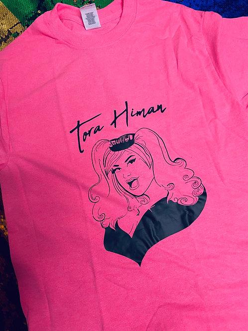Pink Tora Himan Shirt