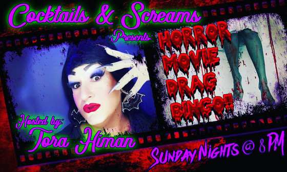 Come see me every Sunday Night!