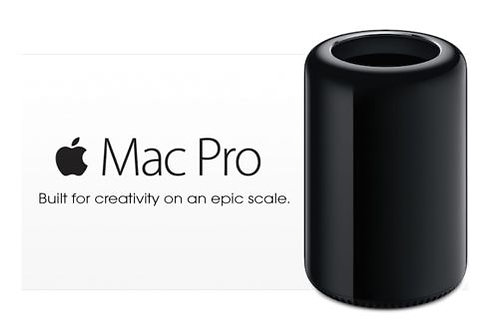 APPLE MAC PRO 12-CORE 2.7GHZ 2TB NVMe SSD 128GB RAM DUAL D700 AMD FIREPRO