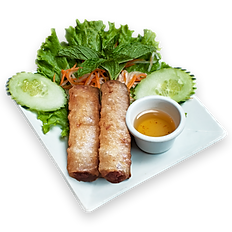CHICKEN ROLLS - CHẢ GIÒ GÀ (2)