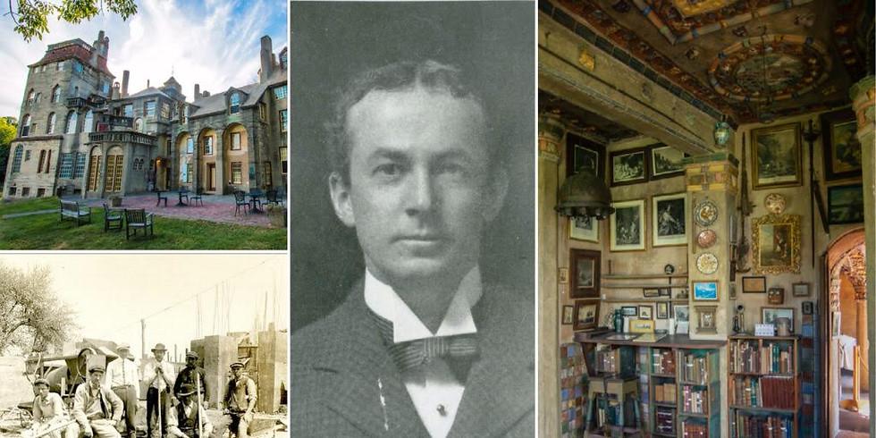 HC. Henry Chapman Mercer, Mercer Museum and Fonthill Castle