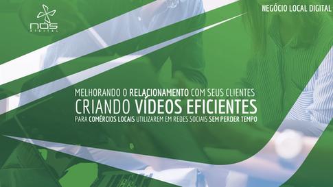Aula #041 - Criando vídeos eficientes para redes sociais de comércios físicos locais