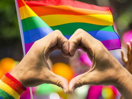 Pride Month: Celebrating Love Near and Far