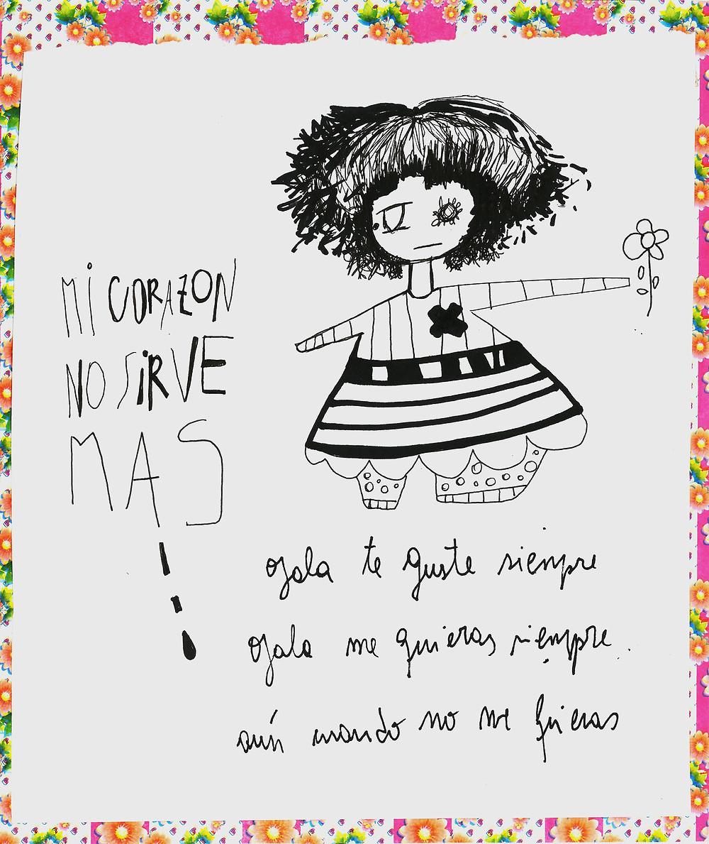 Mi corazón de Mariana Luz Ticheli