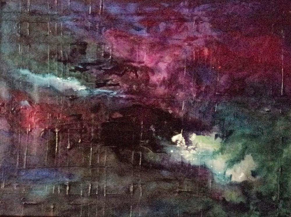 Pintura de Alejandra Mena