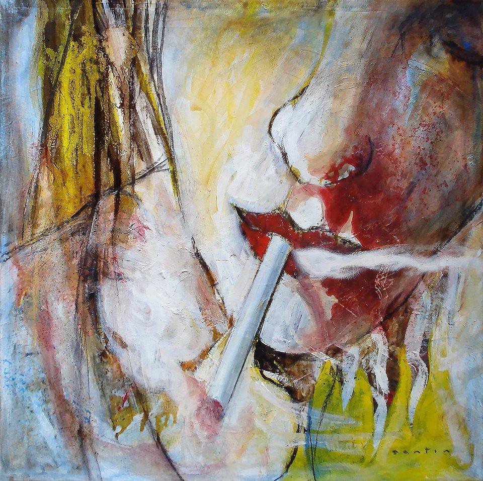 Pintura de Pablo Santin