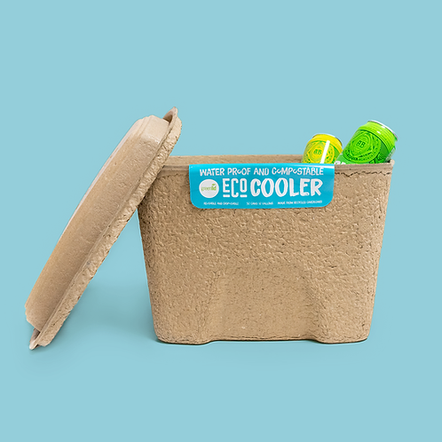 EcoCooler - Biodegradable Cooler (30 Can Capacity)
