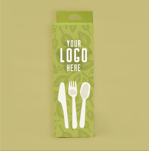 Customizable Birch Cutlery by Greenlid