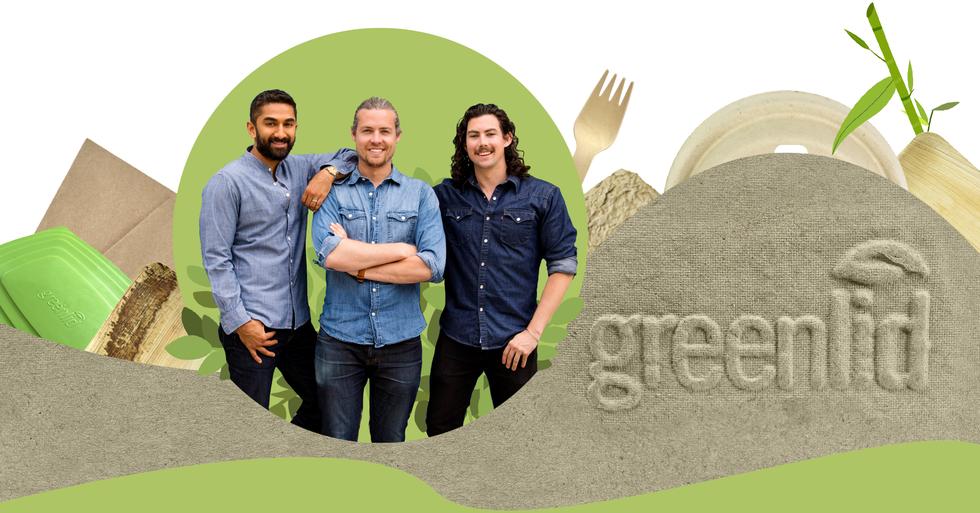 Image of Greenlid's Founders Morgan and Jackson Wyatt
