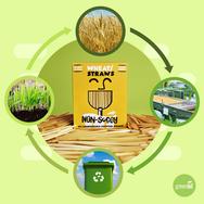 Closed Loop Wheat Straws