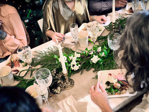 Set Your Table (Sustainably) For The Holidays!