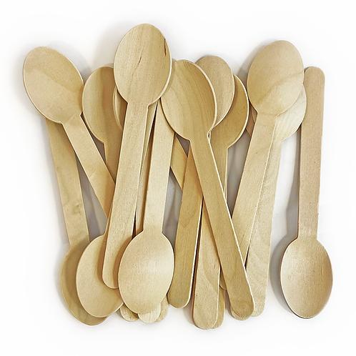 Bulk Birch Spoon