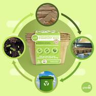 Closed Loop Recycled Cardboard