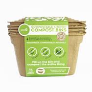 Compostable Kitchen Compost Bin