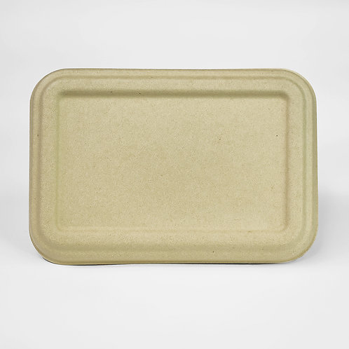 """6.15"""" (156mm) x 4.25"""" (108mm) Rectangular Container Lid"""