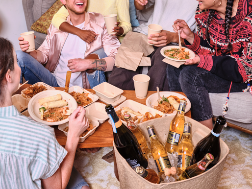 How to Organize a Low-Waste Party with Easy Cleanup!