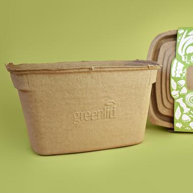 Greenlid Compostable Kitchen Foodwaste Bin