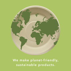 We make the planet friendly with sustainable products
