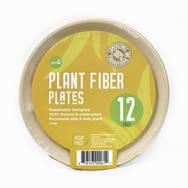 Plant Fiber Plate