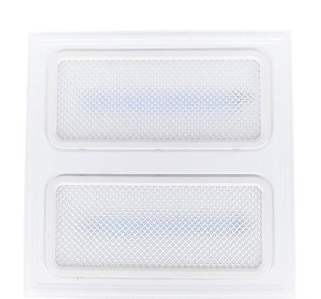 1x1 - LED Dual Pane Panel Light