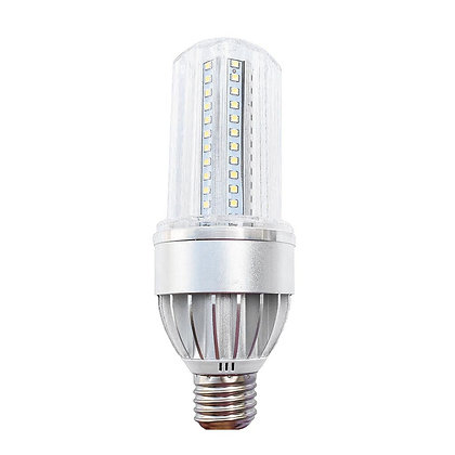 Corn light 15watt, Input power 85~265Vac, Warm white 3000K, Socket E27