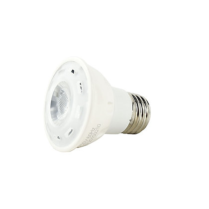 LED spot light PAR16, 7.5watt/110Vac, E26 Socket,6000K, Dimmable w/UL