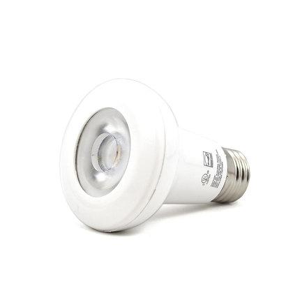 LED spot light PAR20, 7watt/120Vac, E26 Socket, 5000K, Dimmable w/UL, CRI>80