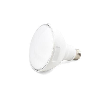 LED bulb BR30 type, 12watt/110Vac, E26 Socket, White light 6000K, Dimmable w/UL