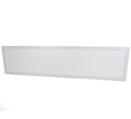 1'x4' - LED Panel Light - UL Certified