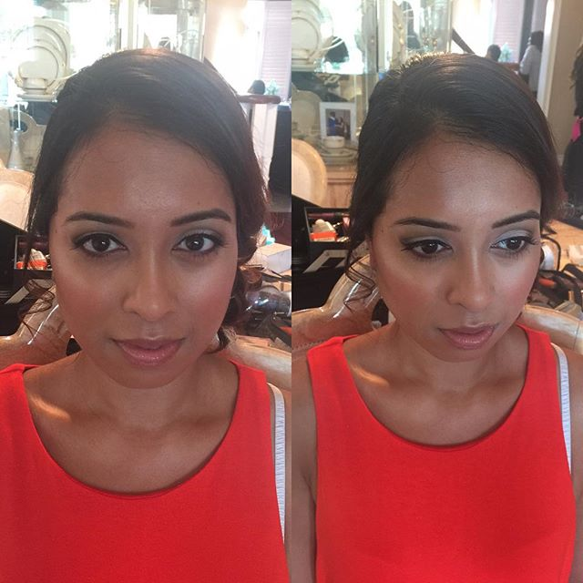 Bridesmaid's Makeup and hair  by Kay for _noorartistry_muah #bridalmakeup #bridesmakeup #bridesmakeu