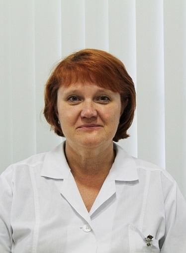 Парамонова Елена Николаевна