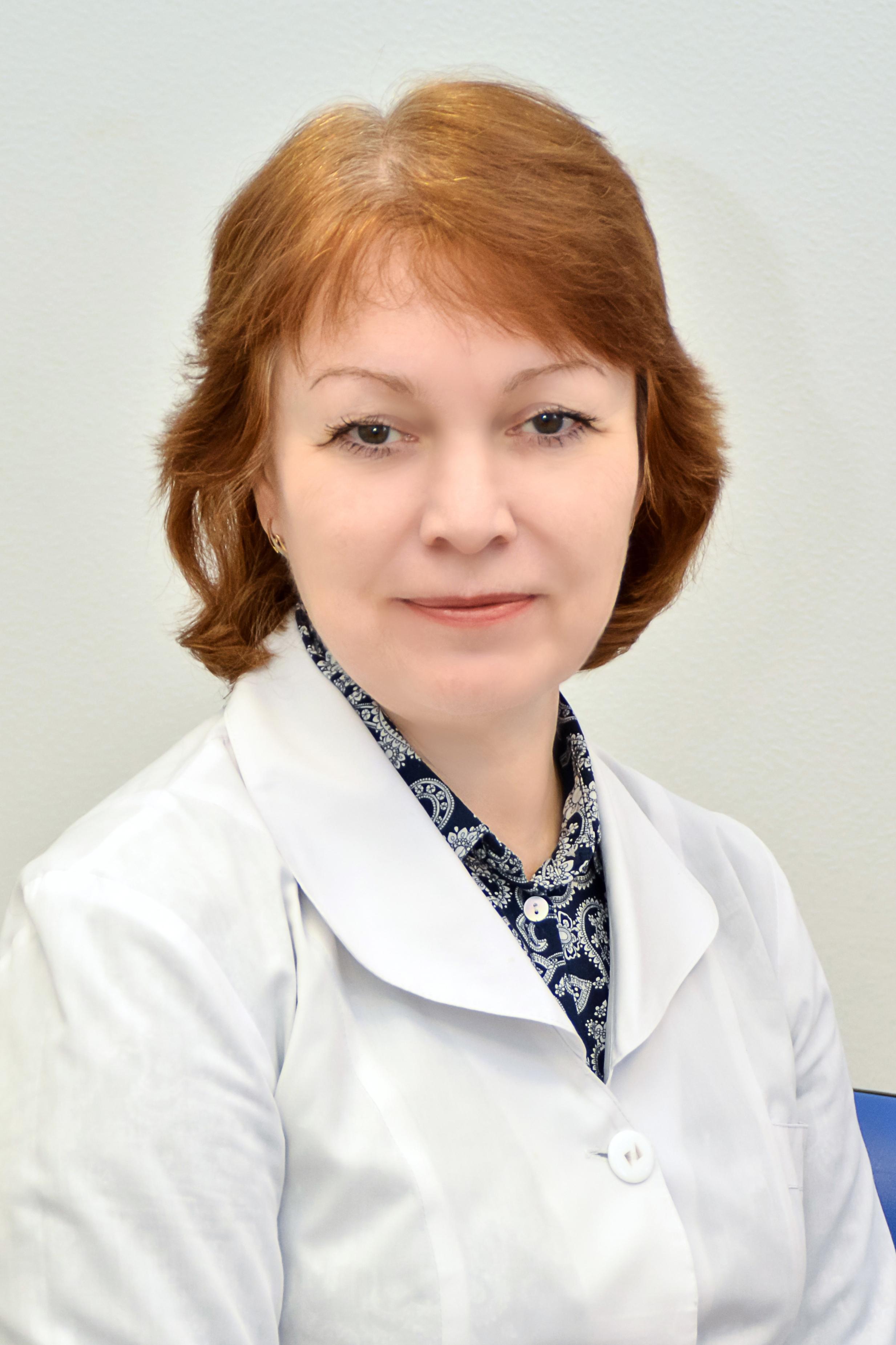 Федосеева Ирина Федоровна
