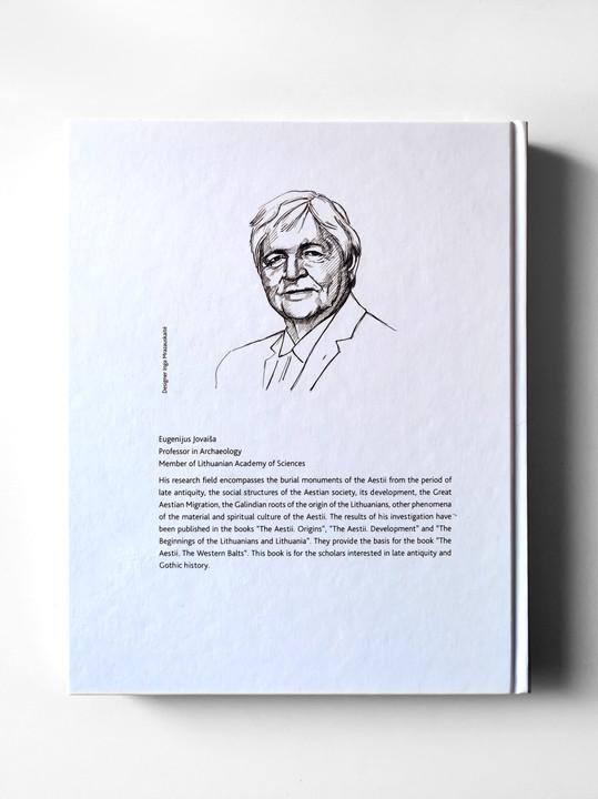 "Book ""The Aestii. The Western Balts"" (E. Jovaiša)"