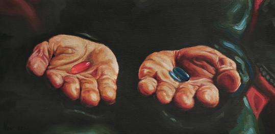Blue Pill / Red Pill