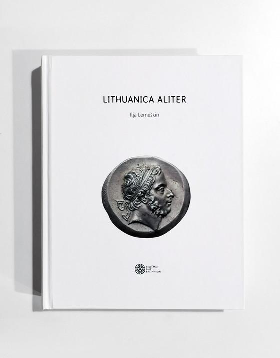 """Book """"Lithuanica Aliter"""" (I. Lemeškin)"""
