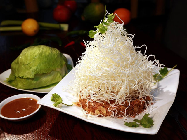 Letuce Wrap 生菜酥鬆