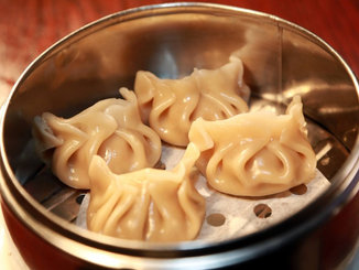 Steam Dumpling 蒸餃