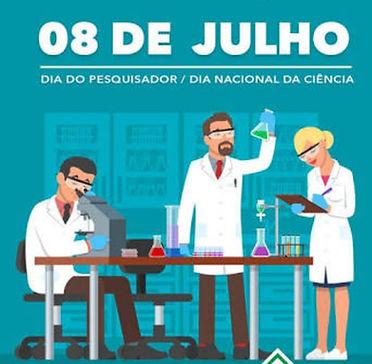 dia do pesquisador dia nacional da cienc