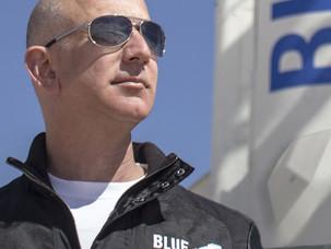 Blue Origin Celebrates Successful Launch