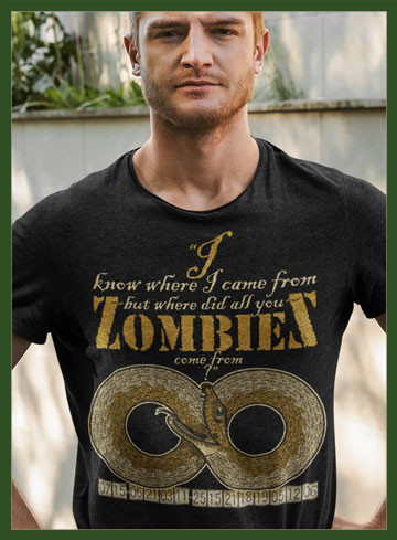 All You Zombie Tees