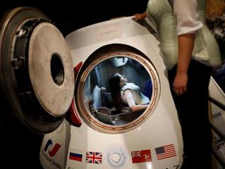 Mars Astronaut Radiation Shield Set for Moon Mission Trial-Developer