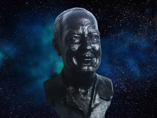 Heinlein Honored in Hall of Famous Missourians