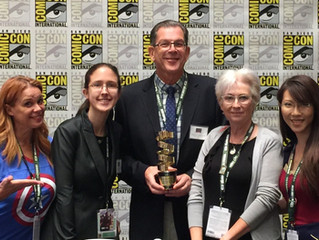 """Chesley Bonestell"" named Best Documentary at Comic-Con"