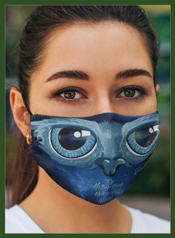 Mother Thing Mask