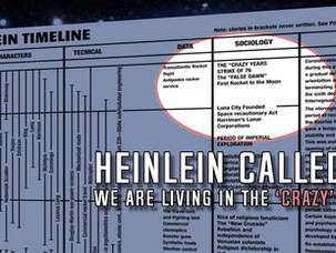 Best futurists ever: The Predictions of Robert A. Heinlein, from the Cold War to the Waterbed