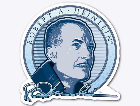 Heinlein Signature Crest