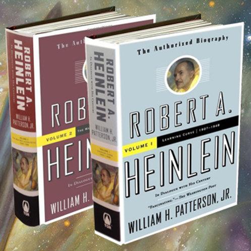 Heinlein Biographies Vol. I & II (Paperback)