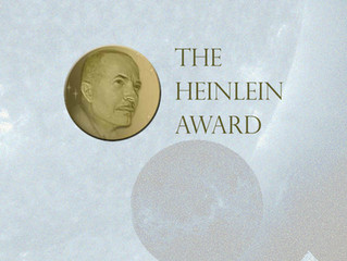 New Heinlein Award Announced