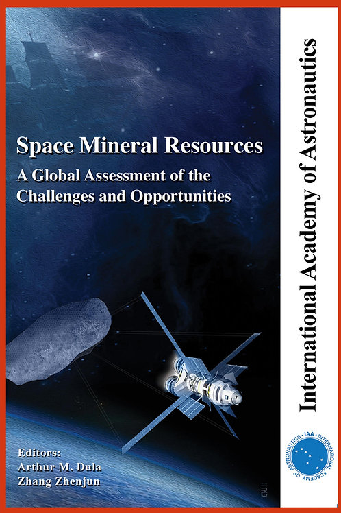 Space Mineral Resources e-Book